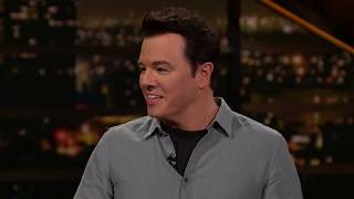 Seth MacFarlane on Dem Debates | Real Time with Bill Maher (HBO)