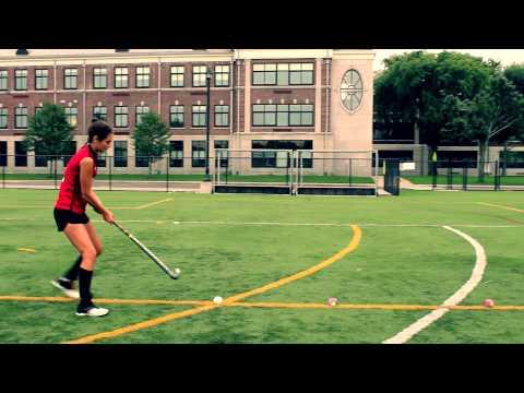 Juliette Field Hockey Recruitment Video