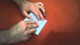 Origami Bird - Easy