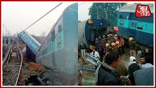 Sealdah-Ajmer Express Derailment: Worst Train Accidents in India
