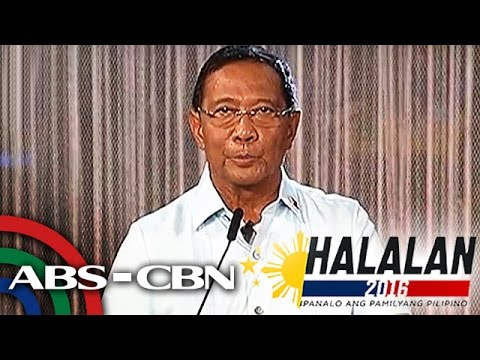 Binay promises pension fund for overseas workers