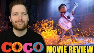 Coco - Movie Review