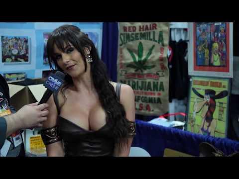 Xena XXX: An Exquisite Films Parody - Phoenix Marie Interview (NSFW)