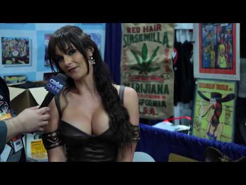 Xena XXX: An Exquisite Films Parody - Phoenix Marie Interview (NSFW)