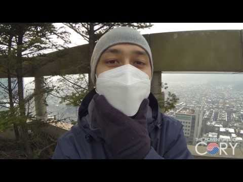 VLOG - Seoul covered in toxic haze from China