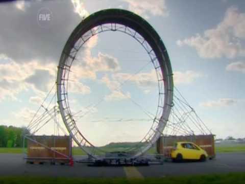 Thumbnail of video Fifth Gear's Real Life Loop the Loop