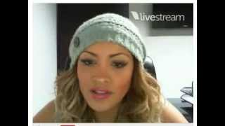 Micheille Soifer Twitcam 03/10/13 - 1/3