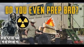 Ultimate Prepper Vehicle? The Stewart Stevenson M1079 Camper [4k] | REVIEW SERIES