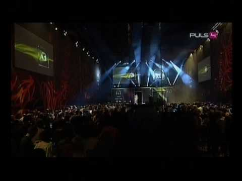 The Sorrow at Amadeus Music Awards + Verleihung