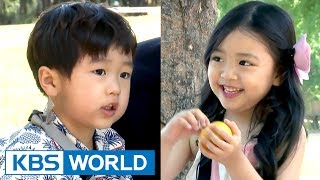 The Return Of Superman 슈퍼맨이 돌아왔다 Ep 190 I 39 Ll Protect You Eng Ind 2017 07 16