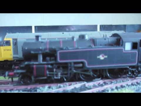 Bachmann Fairburn Tank with Olivia's Trains DCC Sound