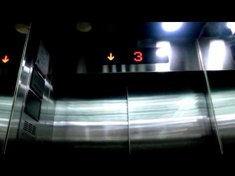 Mitsubishi Hydraulic Elevator @Taipei Taoyuan Airport, Taiwan