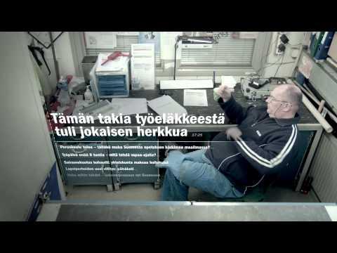 SDP:n vaalivideo 2015