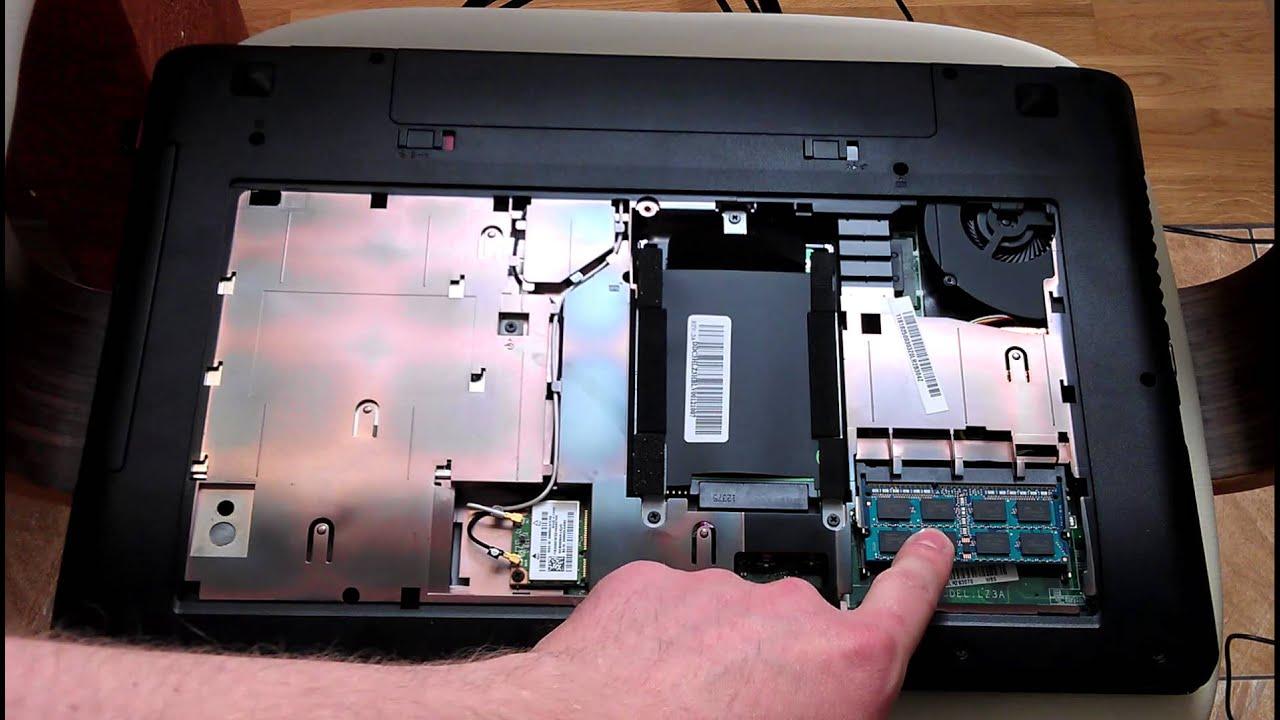 Lenovo Ideapad Z580 Wymiana Hdd Ram Wifi Keyboard Dvd