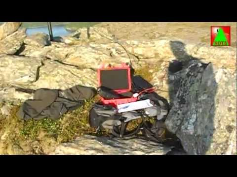 SOTA Activation LA/NL-044 Ørntuva (The Eagle Top)