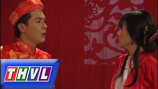 THVL   Chuyện xưa tích cũ – Tập 3[3]: Vương Linh thảng thốt với gương mặt của người vợ mới cưới
