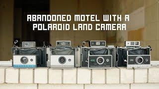 Polaroid Land Camera 250 + Fuji FP100C