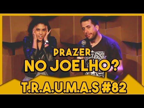 T.R.A.U.M.A.S. #82 - ESPECIAL DICAS DE SEXO C/ DORA FIGUEIREDO (São Paulo, SP) Vídeos de zueiras e brincadeiras: zuera, video clips, brincadeiras, pegadinhas, lançamentos, vídeos, sustos