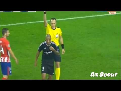 Qarabag 0-0 Atletico Madrid Türkce   Karabağ 0-0 Atletico Madrid Türkçe Maç Ozeti