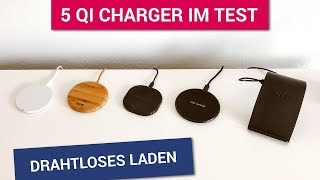 iPhone 8, iPhone 8 Plus & iPhone X - Top 5 Wireless Chargers for your new iPhone (2017)