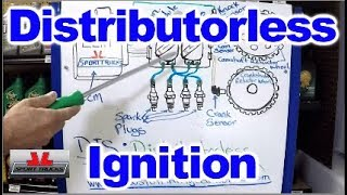 How DIS Distributorless Ignition System Works