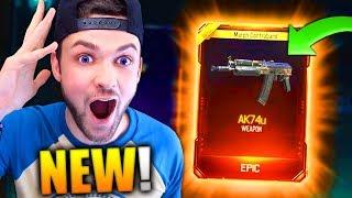 UNLOCKING BRAND *NEW* DLC GUNS! - Black Ops 3 (AK74u + MORE)