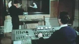 Abbey Road Studios, 1960s newsreel clip