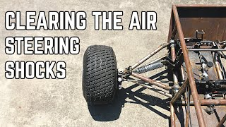 Shocks, Suspension, CLEARING THE AIR | Cross Kart Pt. 10