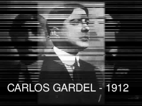 CARLOS GARDEL : POBRE MI MADRE QUERIDA 1912