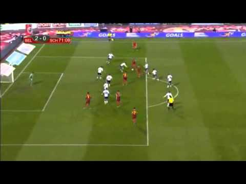 Vincent Kompany goal (vs Scotland) - 17/10/2012