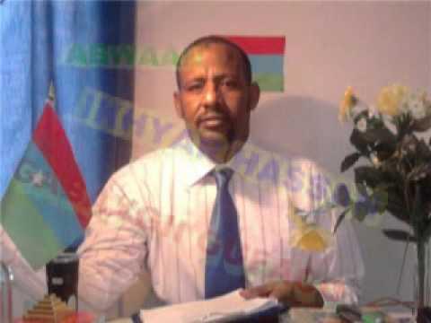 Abwaan ikhyaar hassan waa gabay cusub wadani ah 08/04/2010