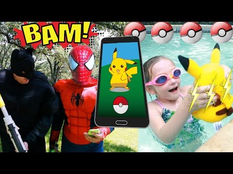 GIANT EGG POKEMON GO Surprise Toys Opening Huge PokeBall Egg  Real Life ToysReview catch Pikachu