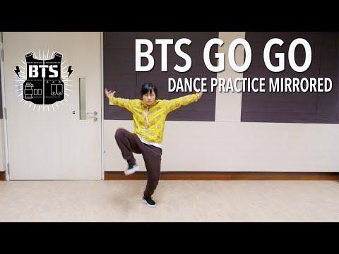 BTS (방탄소년단) - Go Go (고민보다 Go) Dance Cover (Mirrored) [Charissahoo]