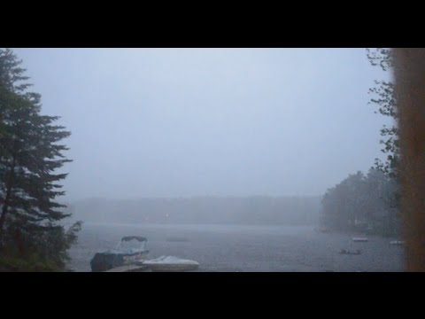 Ossipee New Hampshire Lightning