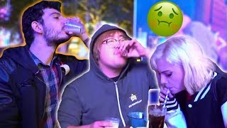 Drinking Everything Viewers Order Us (Ft. Asian Andy and GreekGodx)