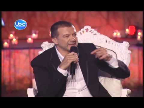 Haifa Wehbe Eid Special With Tony Baroud  - August 18,2013 video
