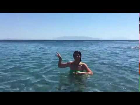 Пляжи Измира. ТУРЦИЯ / ИЗМИР  URKMEZ ПЛЯЖ TURKIYE IZMIR