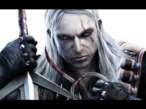 The Witcher Gameplay 1 - White Wolf