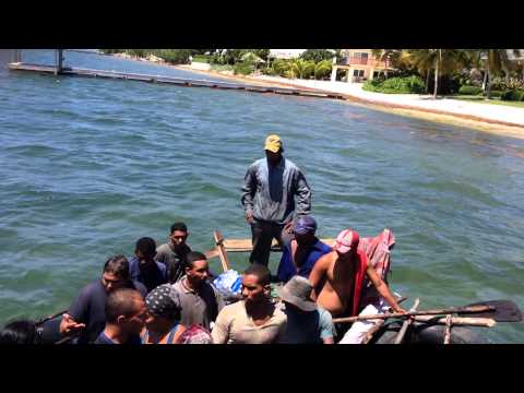 Cuban Refugees - Cayman Helpless  - Agust 28, 2014
