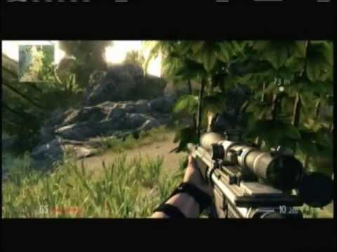 Sniper Ghost Warrior: No man left behind Act I Mission II