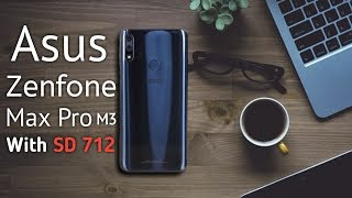 Asus Zenfone Max Pro M3 Specification, Price, Launch Date In India 🔥🔥