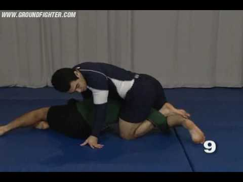 Marcelo Garcia New Game Jiu-Jitsu Series 4 - The Crucifix Image 1