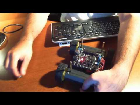 DFRobot Arduino Mobile Platform Review - Part 9 - RUG Community Robot Review