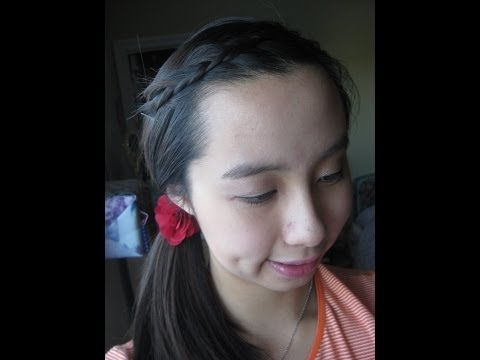 Bad Hair Day: Braided Side Pony (2 min)