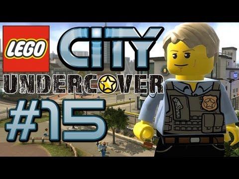 LEGO City Undercover - Let's Play #15 - Benutze