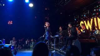 [Live] Mong Cho Anh (Mỹ Tâm) - Vũ Cát Tường   Swing (7/1/2018)