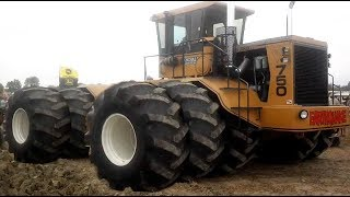 World's Largest Tractor, Amazing Biggest Tractors | Big Bud Pulling | Ploughing