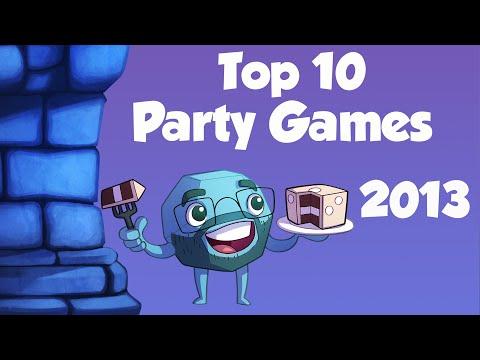 Top Ten Party Games
