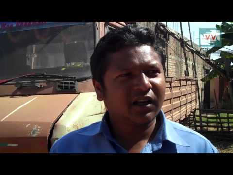Impact - Illegal sand mining stopped in Torpa, Jharkhand - Video Volunteer Amit reports