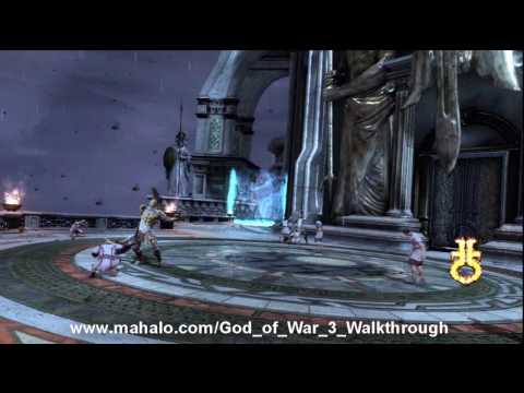 God of War III Walkthrough - The Olympian Citadel HD